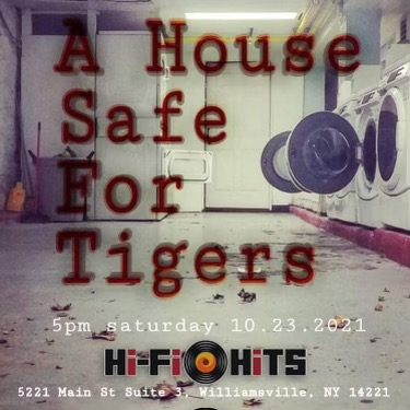 10/23/21 – A House Safe for Tigers